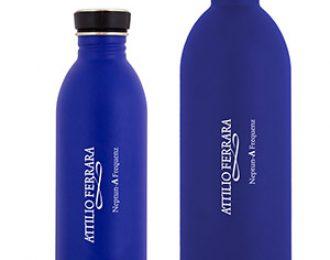 Neptun-A Frequenz auf Trinkflasche
