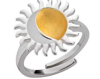 Sonne / Mond Ring